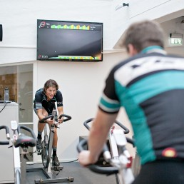 CYCLING HEART INTENSITY