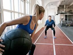 Train like an athlete