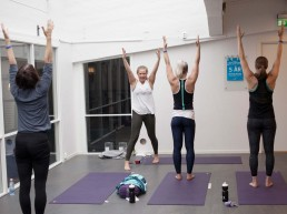 Yoga for en stressfri hverdag